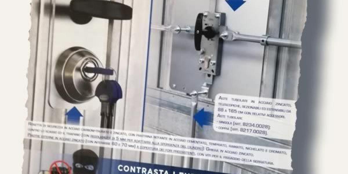 RENDI IL TUO GARGAGE PIU' SICURO