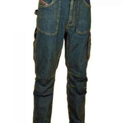 Pantaloni Jeans elasticizzati