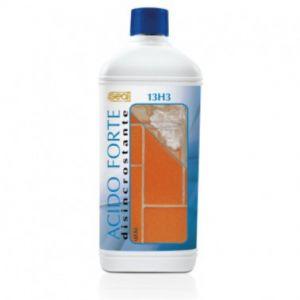 ACIDO  13H3 1lt  Acido Forte Disincrostante Pulizia