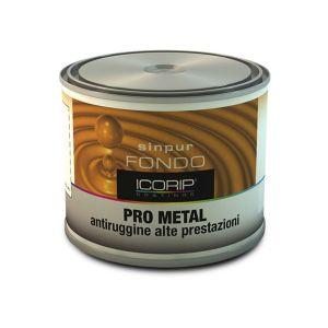SINPUR PROMETAL  500 ml Primer monocomponente su alluminio, lamiera zinata e altri metalli difficili, pvc