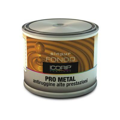 Primer monocomponente su alluminio, lamiera zinata e altri metalli difficili, pvc
