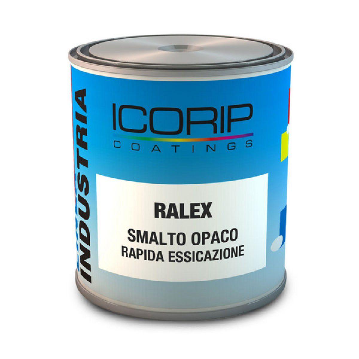 RALEX  Bianco 750ml  Smalto a rapida essicazione, fondo-finitura, anticorrosivo
