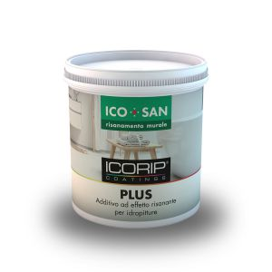 ICOSAN PLUS 500ml Additivo specifico per idropitture destinate a pareti soggette a deterioramento batterico