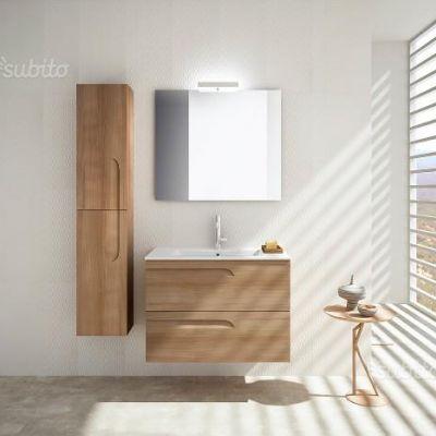 Mobili per bagno in vari modelli e colori
