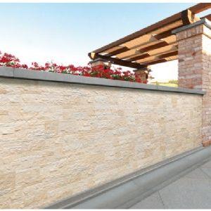 Rockstyle ideale per rivestire e decorare le pareti di interni ed esterni
