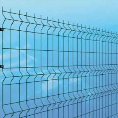 Rete da recinzione a pannelli rigidi