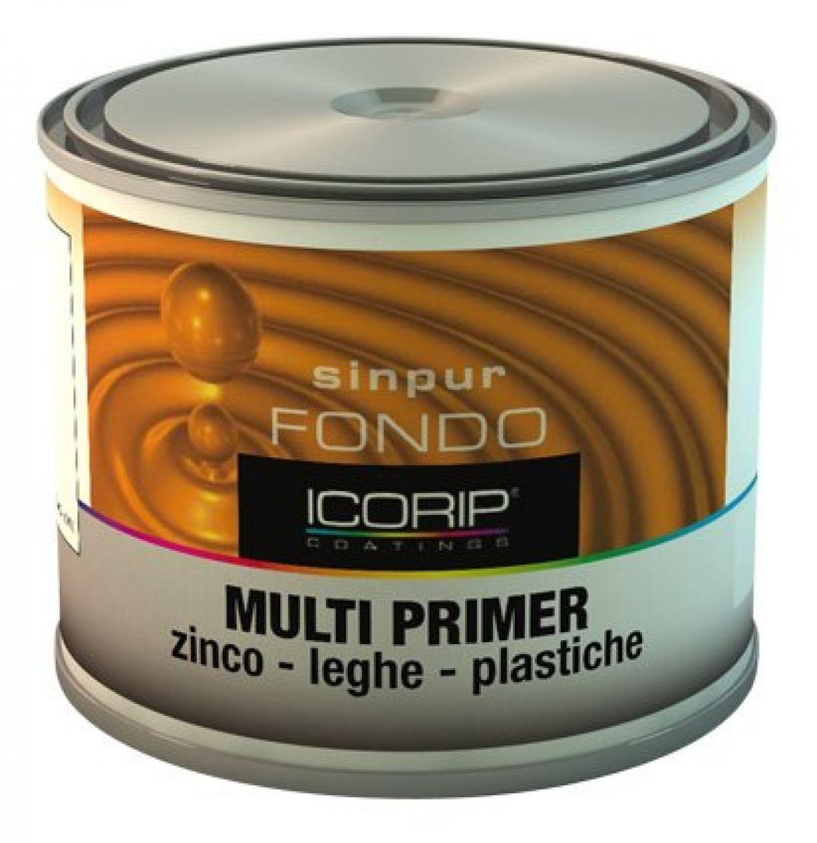 MULTI PRIMER  750 ml  Primer sintetico per strutture metalliche e in plastica