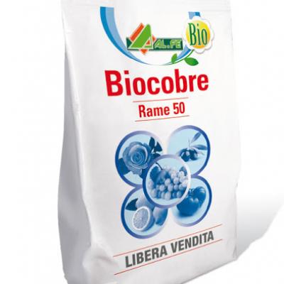 BIOCOBRE RAME 32 conf. 250g.  concime fogliare a base di Ossicloruro di rame