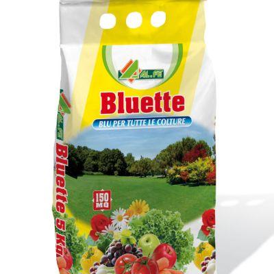 BLUETTE 5kg Concino granulare con Zinco BLU, adatto e consigliato per ogni coltura