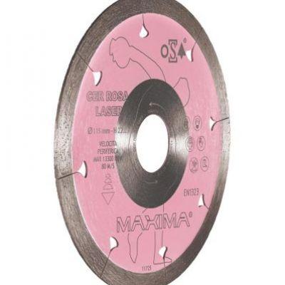 Cer Rosa disco per il taglio della ceramica, del gres porcellanato e dei marmi