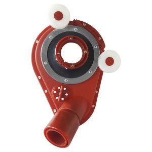 Cuffia L125 così da trasformare normali smerigliatrici in piccole levigatrici ad un costo contenuto