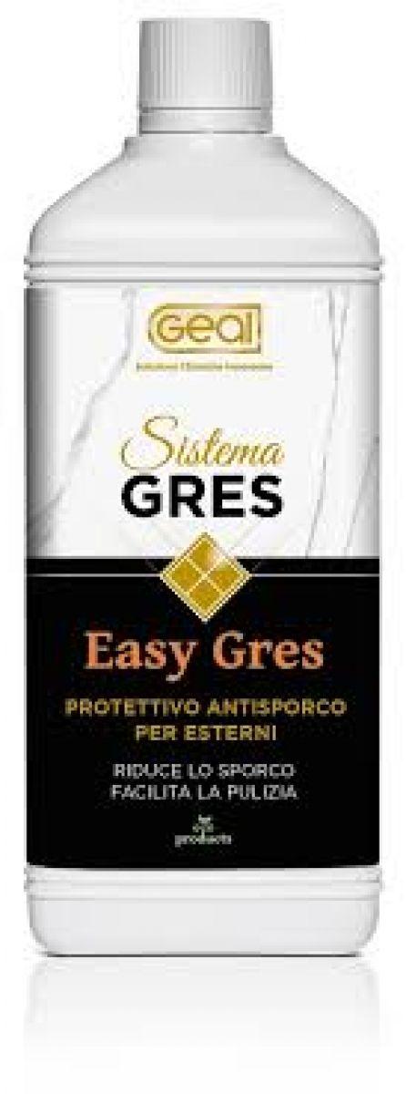 EASY Gres  1 lt  protettivo antisporco per esterni