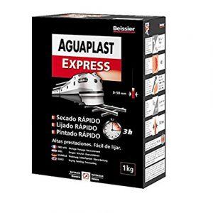 EXPRESS 1kg : stucco bianco di ULTIMA GENERAZIONE ideale per rinnovare, riempire, rasare e livellare. Con Express si può rasare anche direttamente sulle piastrelle.