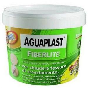 FIBERLITE pasta  750 ml  stucco elastico fibrato e rinforzato per riparare e chiudere le fessure di assestamento.