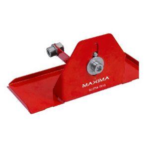 Slitta T115, è una guida per migliorare la precisione dei tagli dritti su piastrelle e marmi con le smerigliatrice