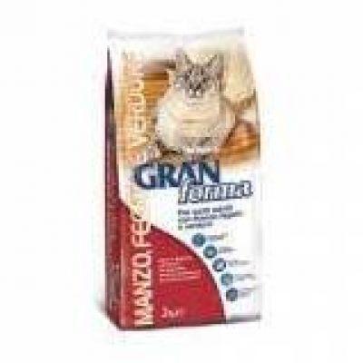 GRAN FORMA CAT -  MANZO FEGATO VERDURE - CROCCHETTE DA 2 KG -
