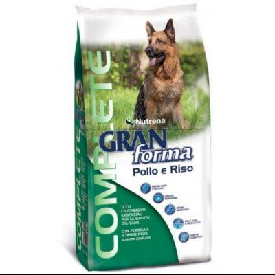 GRANFORMA DOG COMPLETE - DA 3 KG - POLLO E RISO
