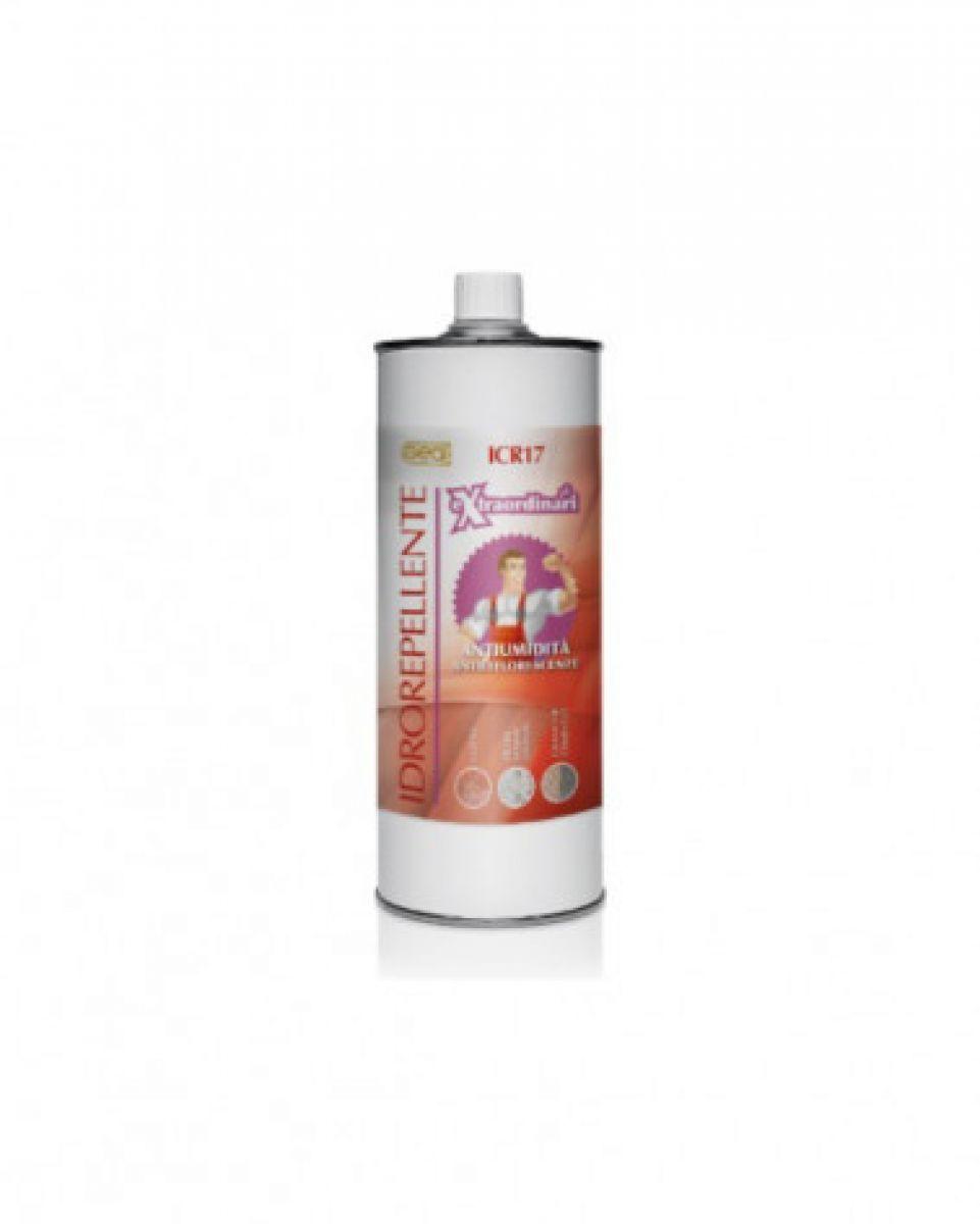 ICR  17  1 lt  Protettivo Idrorepellente antiefflorescenze