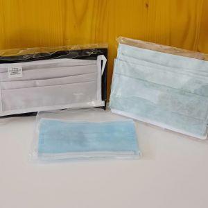 MASCHERINE disponibili in vari modelli e colori, monouso e lavabili da 5 a 50 volte