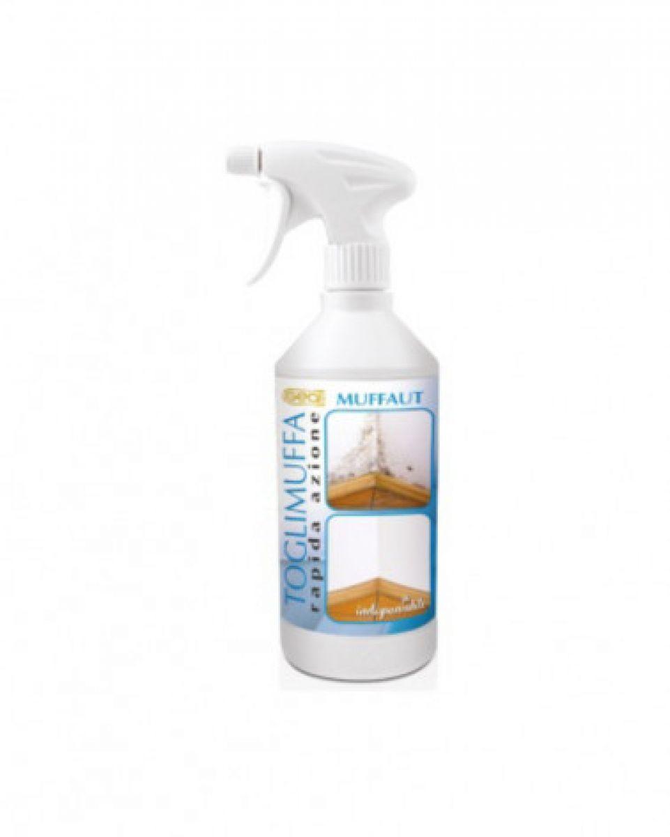 MUFFAUT Spray 1 lt  Pulitore Antimuffa Gli indispensabili