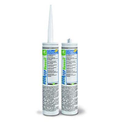 Aquastop Nanosil, è un sigillante neutro per la sigillatura impermeabile