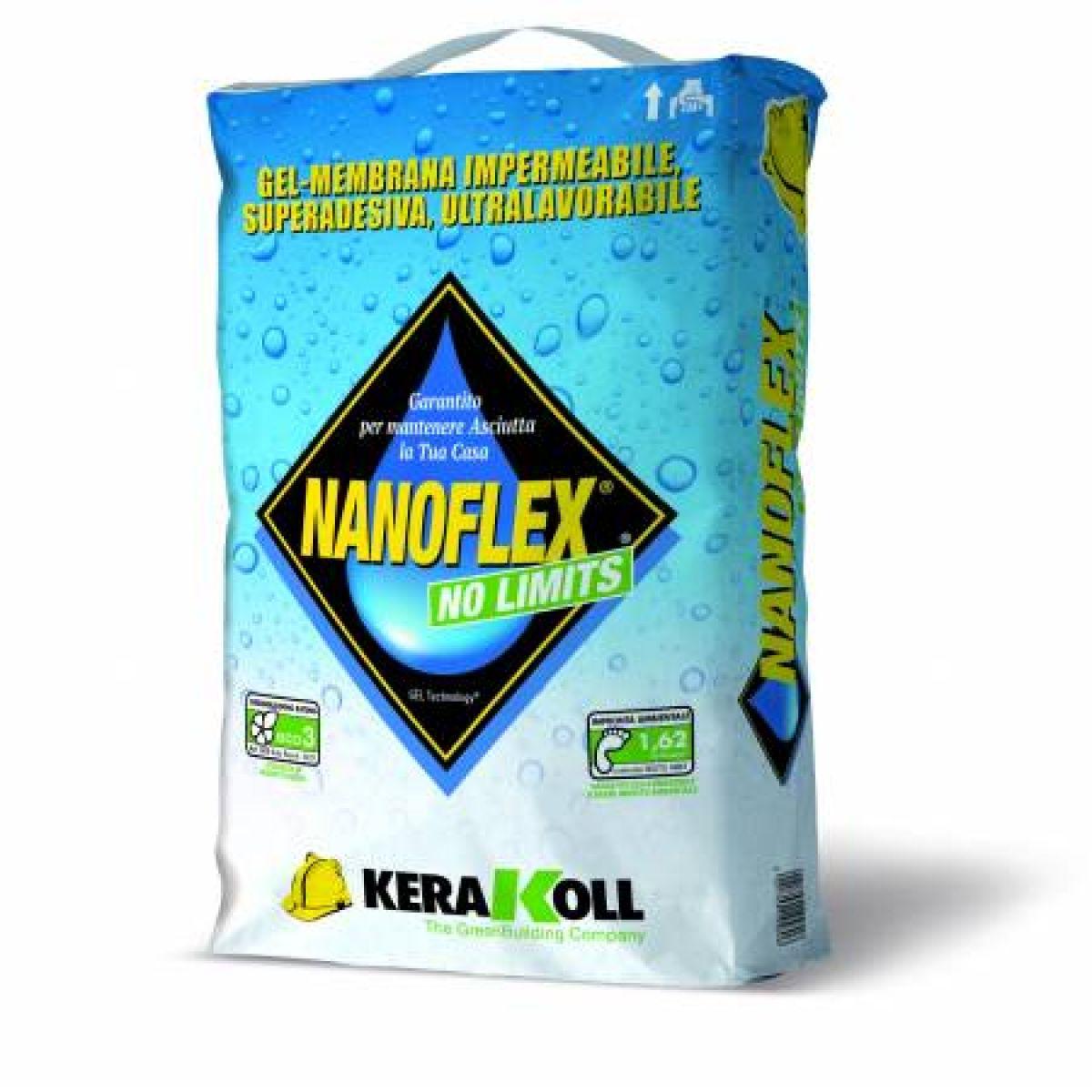 Membrana impermeabilizzante, superadesiva, eltralavorabile, per l'impermeabilizzazione traspirante.