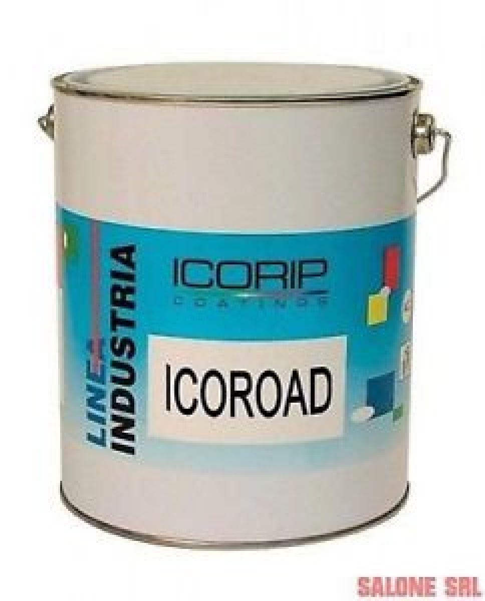 Pittura spartitraffico a rapida essicazione, indicata per opere di segnaletica stradale su asflato