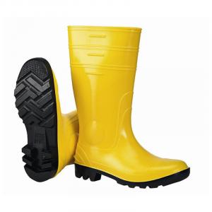 Stivali sicurezza S5 in PVC nitrilico a ginocchio