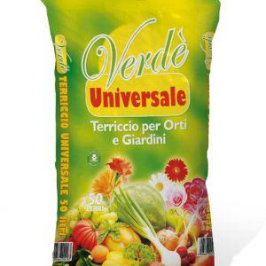TERRICCIO universale per orti e giardini 50 lt.