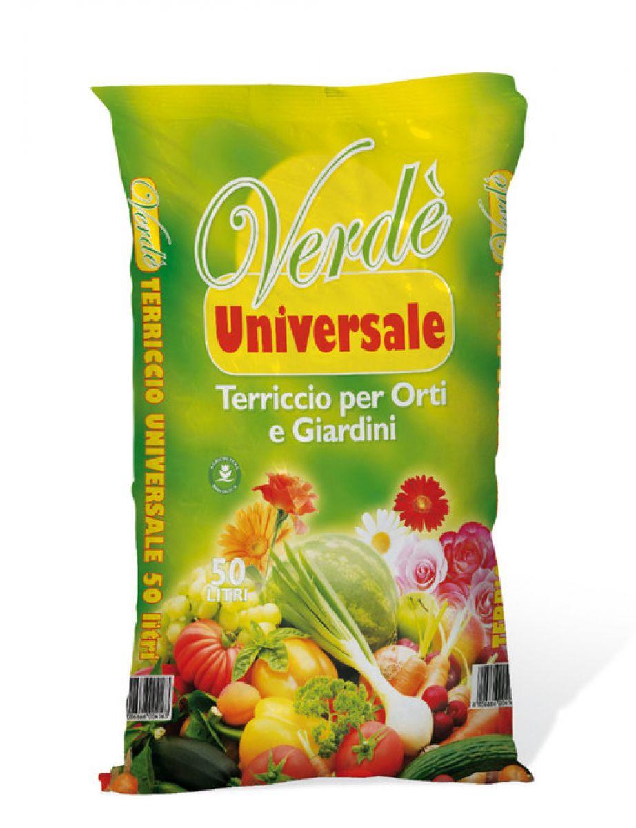 TERRICCIO universale per orti e giardini 20 lt.