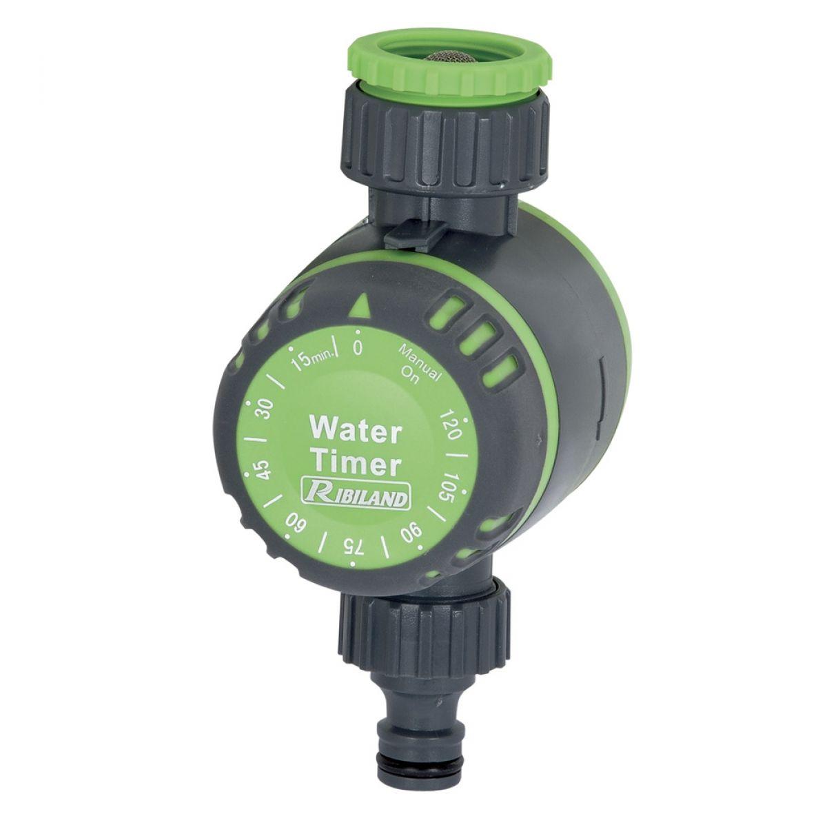 TIMER  d'irrigazione con sistema manuale