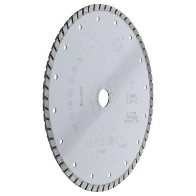Turbi Bianco disco di ottima qualità per tagliare diversi tipi di materiali