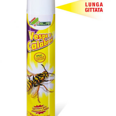 SPRAY Contro le VESPE E CALABRONI 750 ml