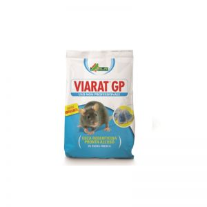 VIARAT GP 150 g ESCA per topi pronta all'uso